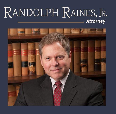 Randolph Raines, Jr.